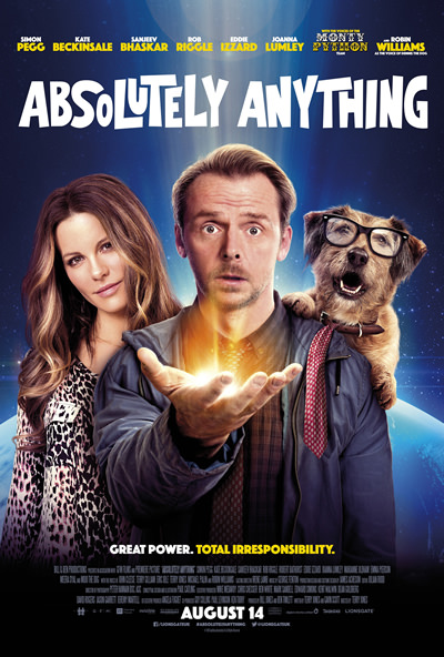 Poster for Absolutely Anything