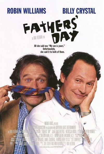 Poster for Fathers' Day