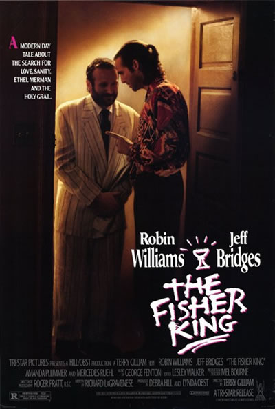 Poster for The Fisher King