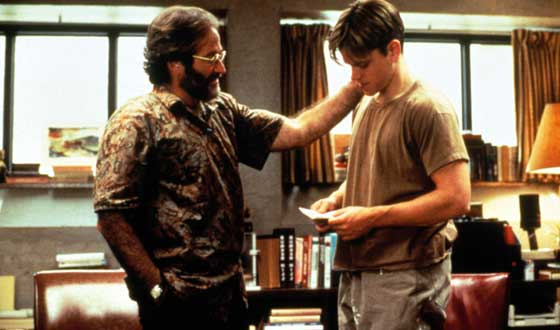 good will hunting and sean relationship
