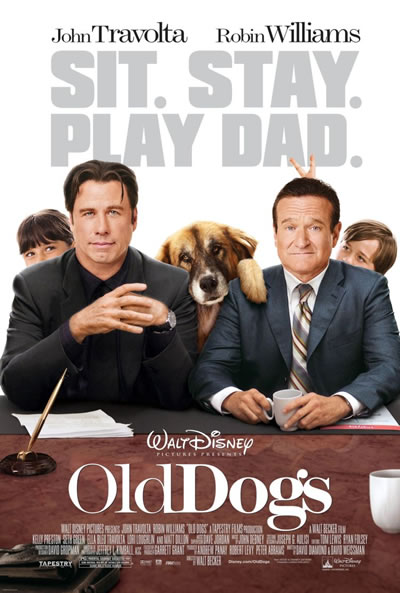 Poster for Old Dogs