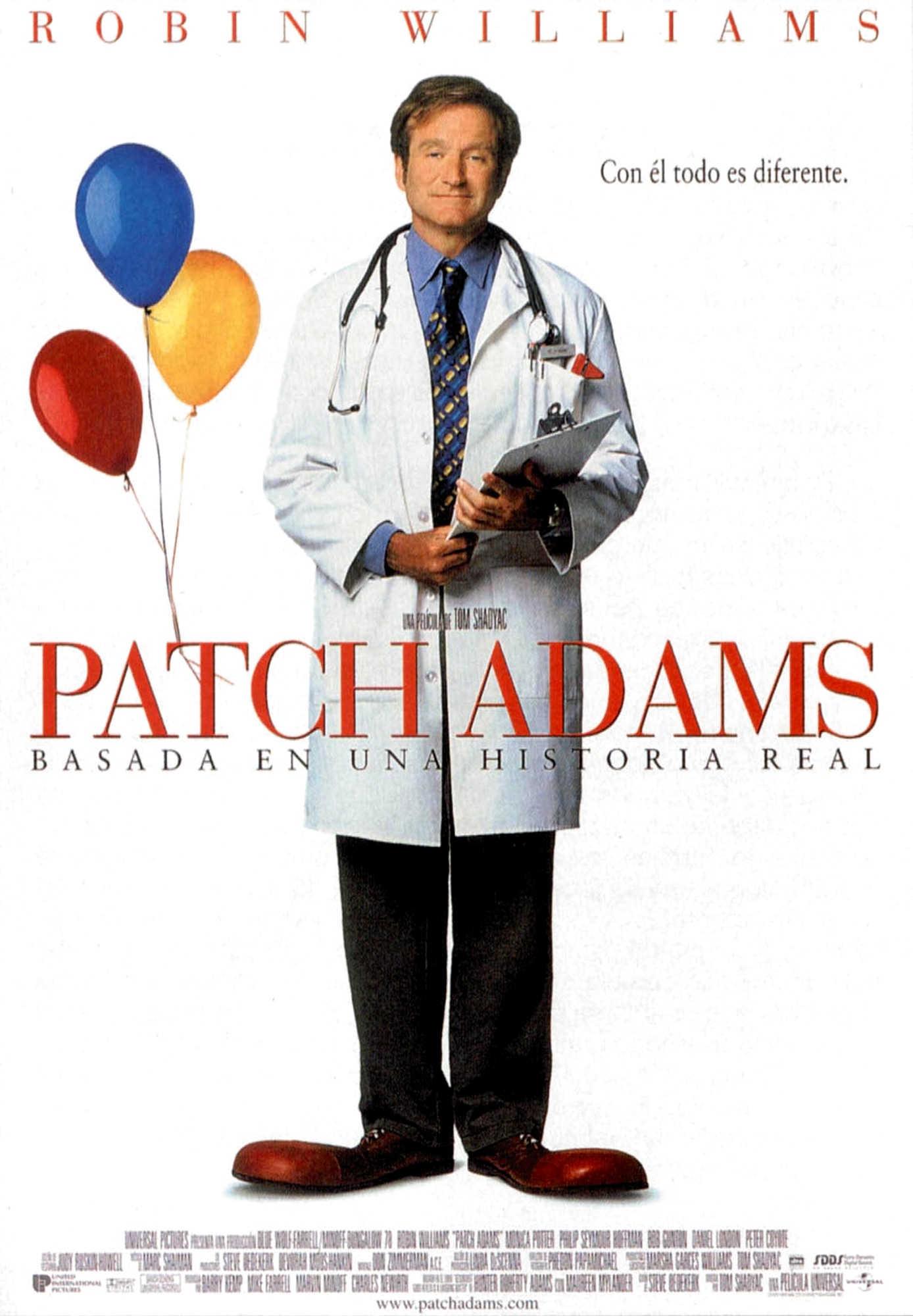Patch Adams 1998 - IMDb