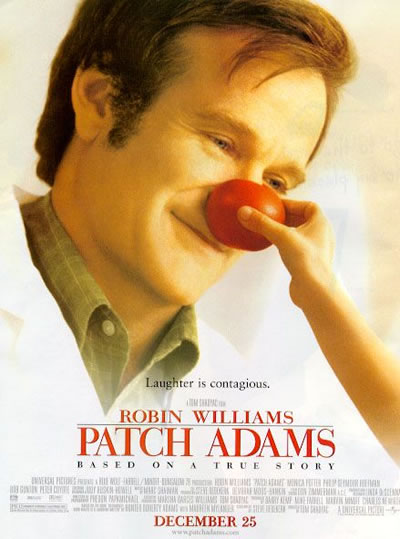 Poster for Patch Adams
