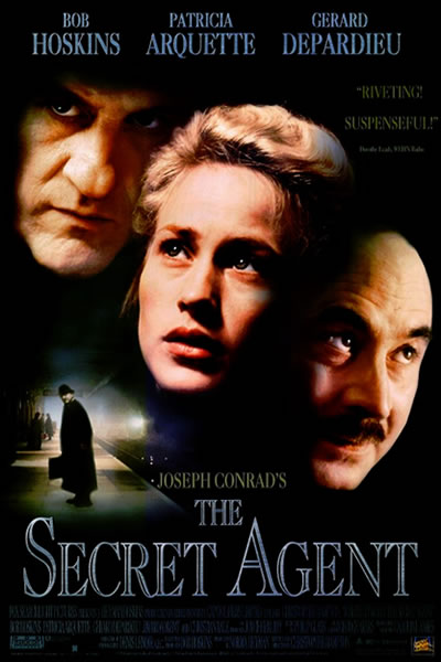 Poster for The Secret Agent