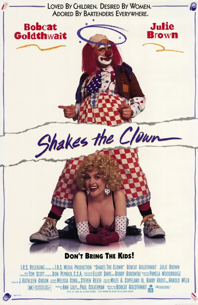 Poster for Shakes the Clown