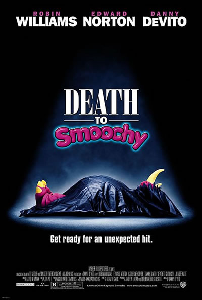 Poster for Death to Smoochy