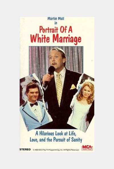 Poster for Portrait of a White Marriage