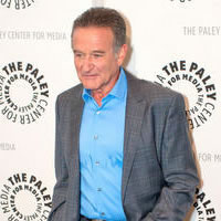 Robin at the Paley Center