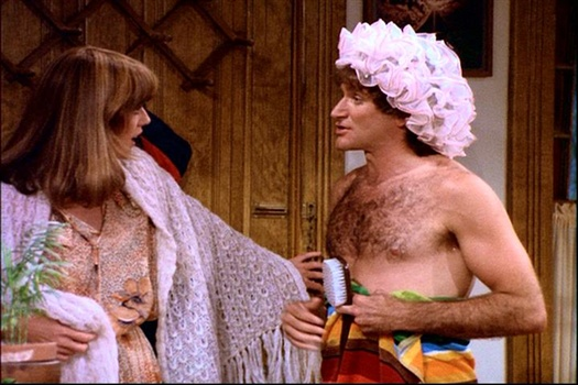 Mork And Mindy Nude