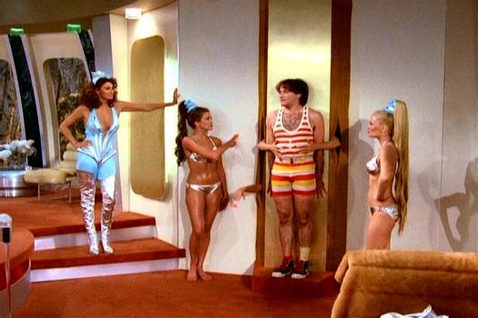 Mork And Mindy Living Room